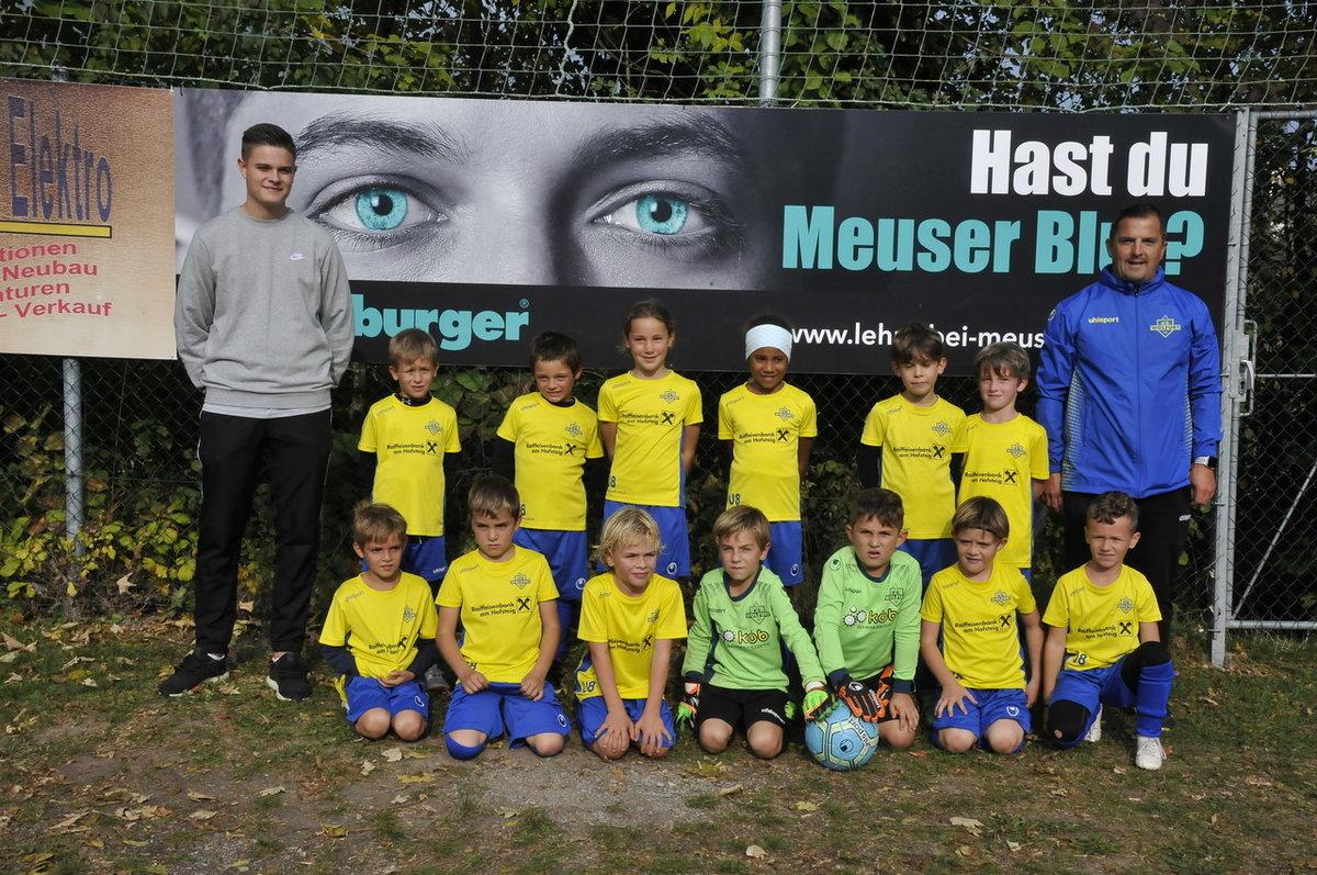 FC Wolfurt U8A