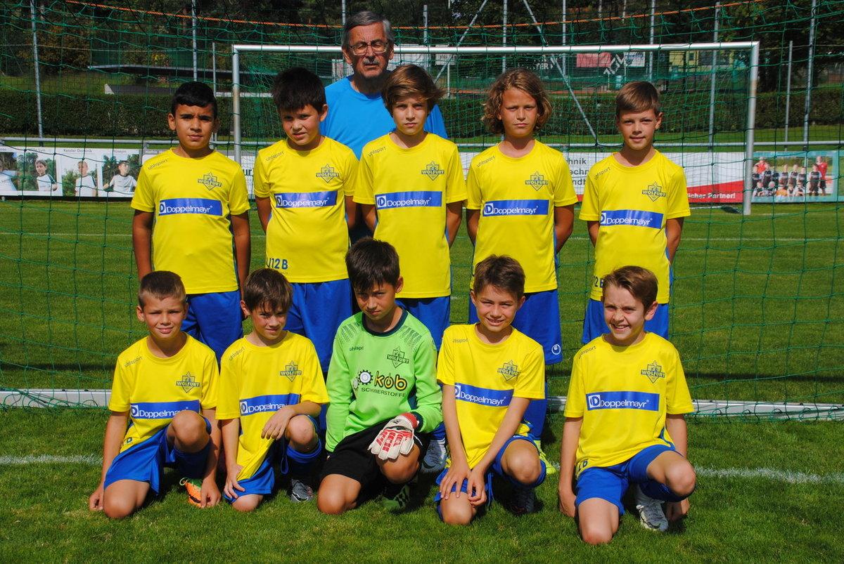 SG Hofsteig U12 B