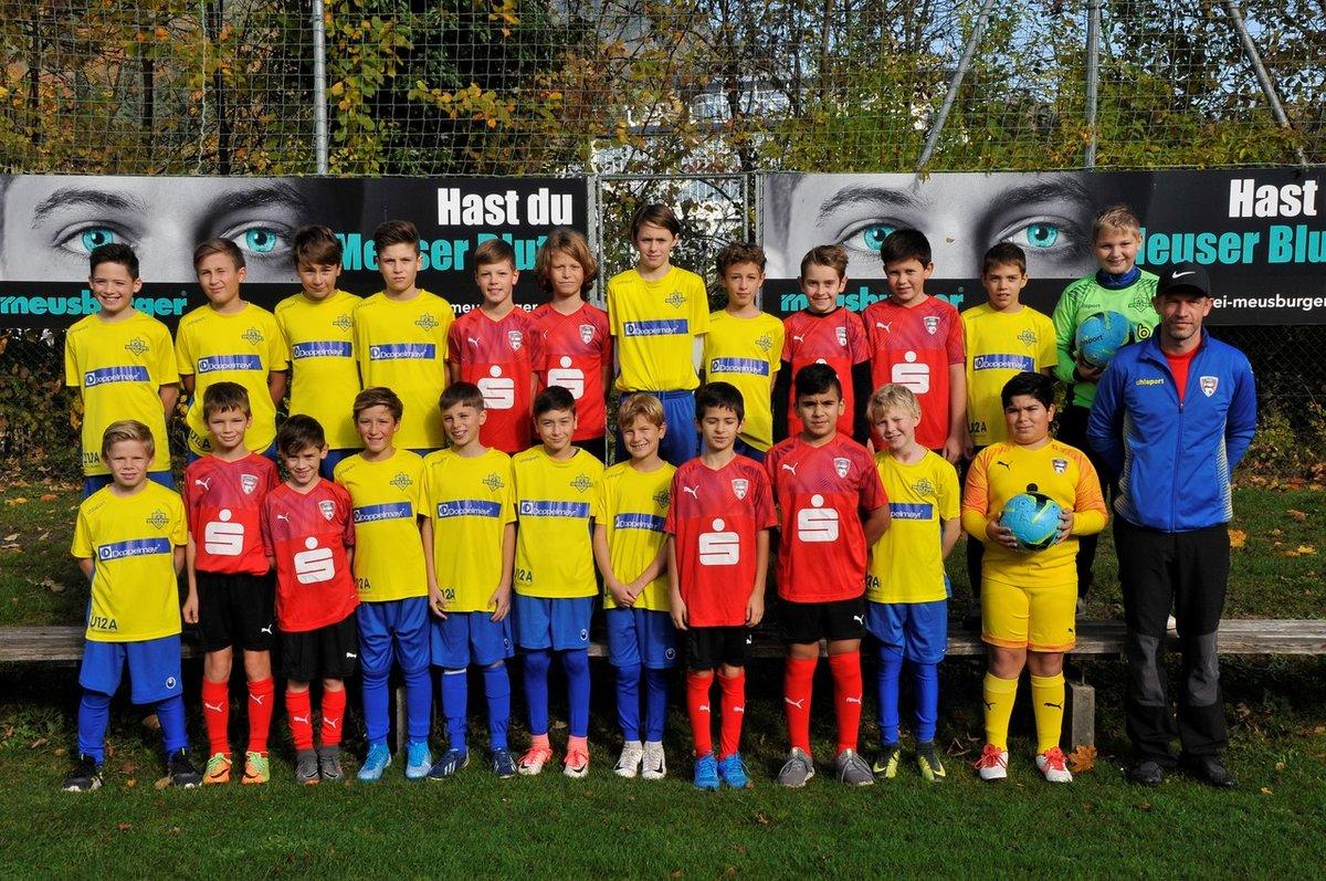 SG Hofsteig U12 A
