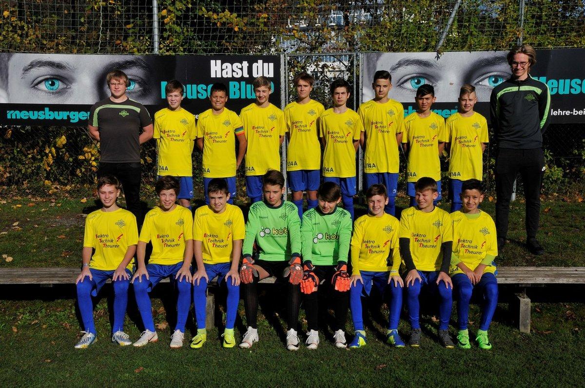 SG Hofsteig U14 A