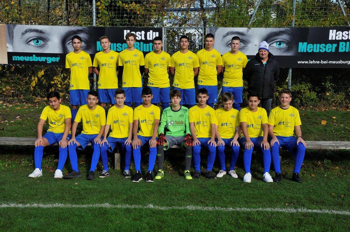 SG Hofsteig U16 B