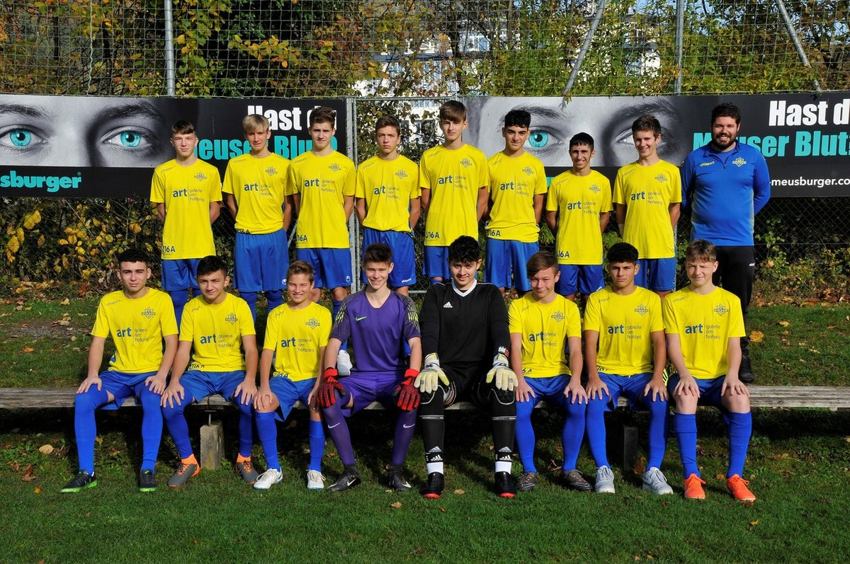 SG Hofsteig U16 A