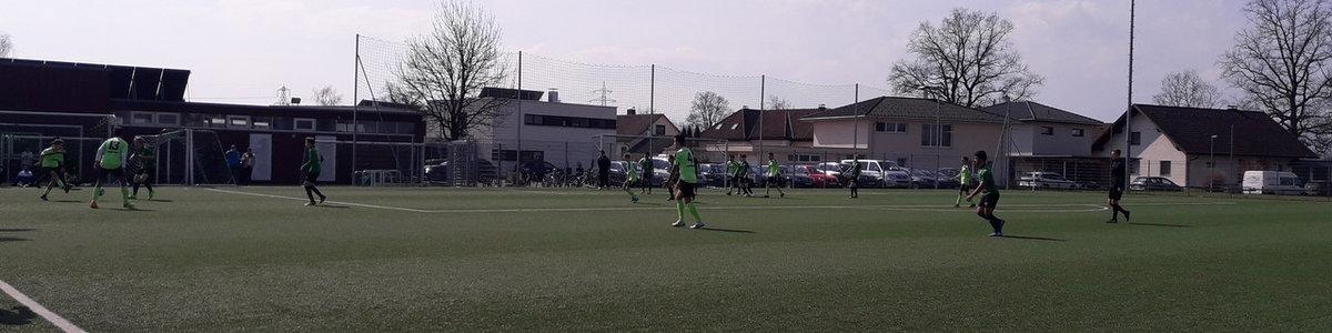U16 erfolgreich gegen BW Feldkirch
