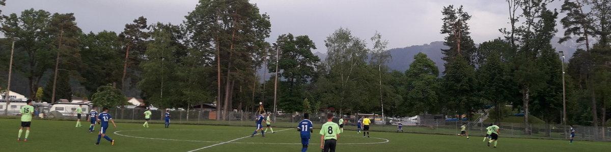 U16 spannendes Spiel in Feldkirch