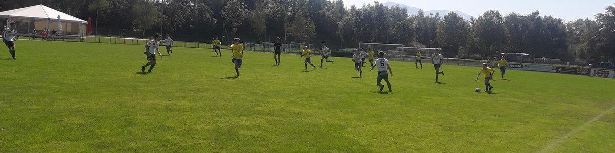 U16 gegen FC Dornbirn