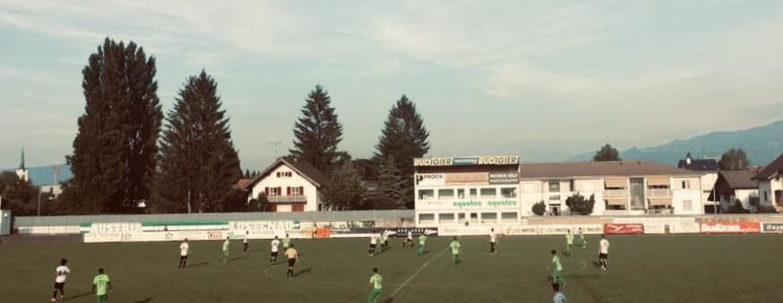 Schwacher Auftritt in Lustenau