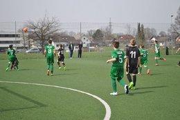 U12-Testspiel