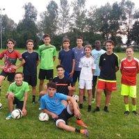 U16A gegen BW Feldkirch
