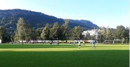 U16: Endstation Halbfinale