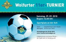 Wolfurter 11er-Turnier