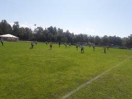 U16 gegen Mittelwald