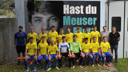 U16 gegen Hella DSV