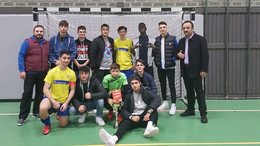 U18 Vize-Futsal-Landesmeister