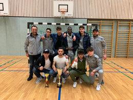 U18 Turniersieger in Höchst